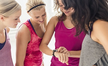 Los mejores relojes y pulsómetros para mujeres